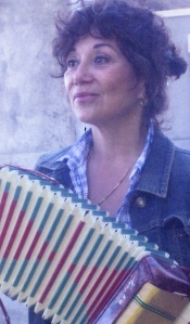 Sally-accordian